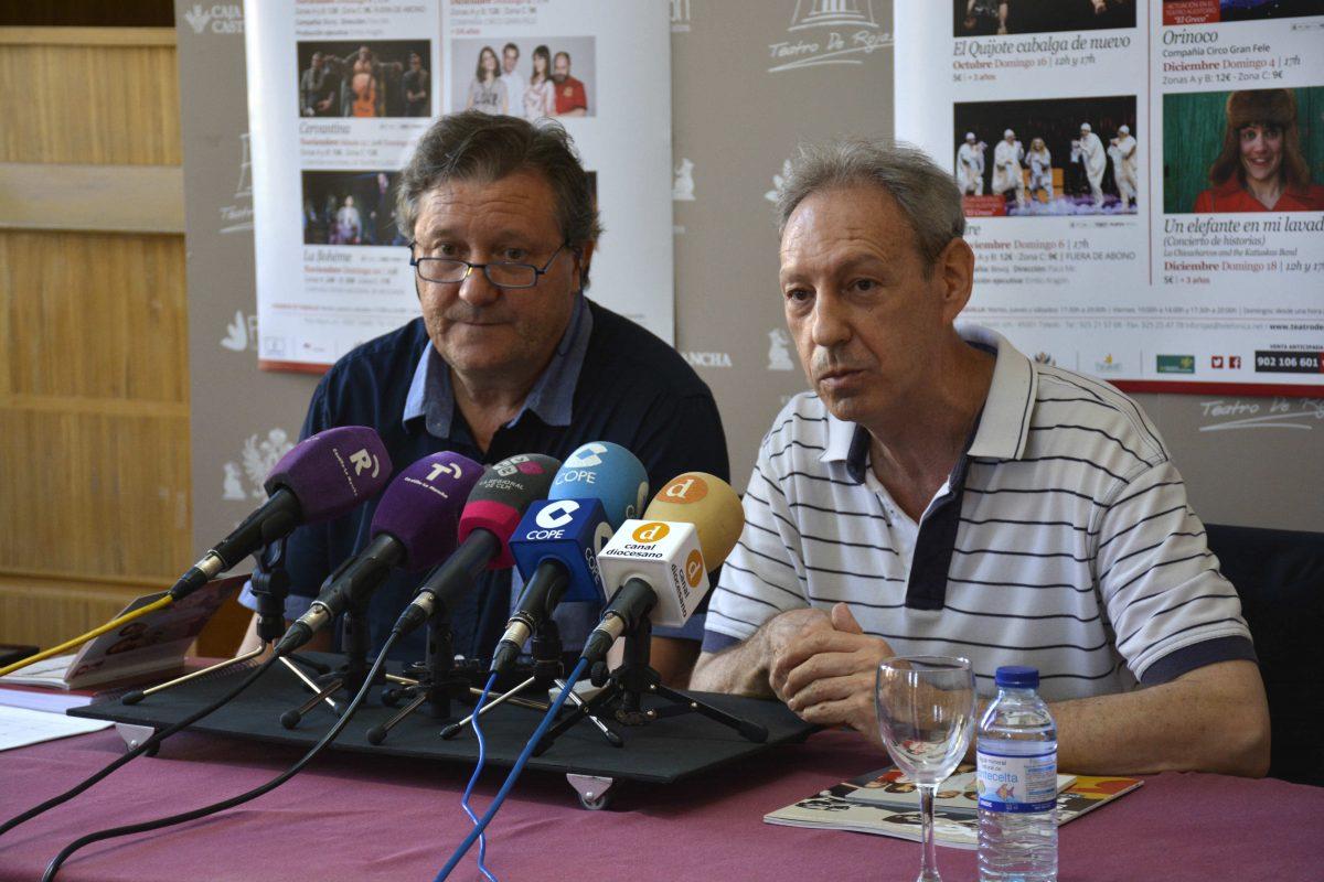 El Teatro de Rojas duplica la oferta dirigida a centros educativos y presenta una programación otoñal con 82 actividades