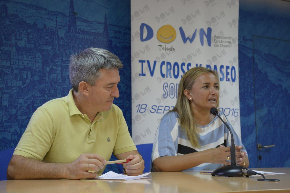 El Ayuntamiento colabora en el IV Cross y Paseo Solidario Down Toledo que tendrá lugar el próximo 18 de septiembre