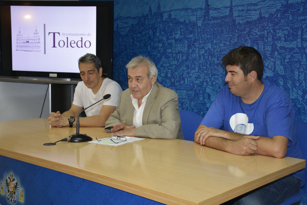 Toledo acoge el I Torneo Internacional de Esgrima Ciudad de Toledo los días 24 y 25 de septiembre en el  Javier Lozano