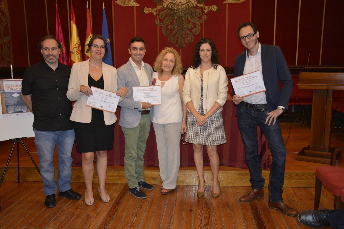 """El Ayuntamiento destaca el """"ejemplo pluricultural de Toledo"""" durante la entrega de galardones del I Premio Pérez-Taybilí"""