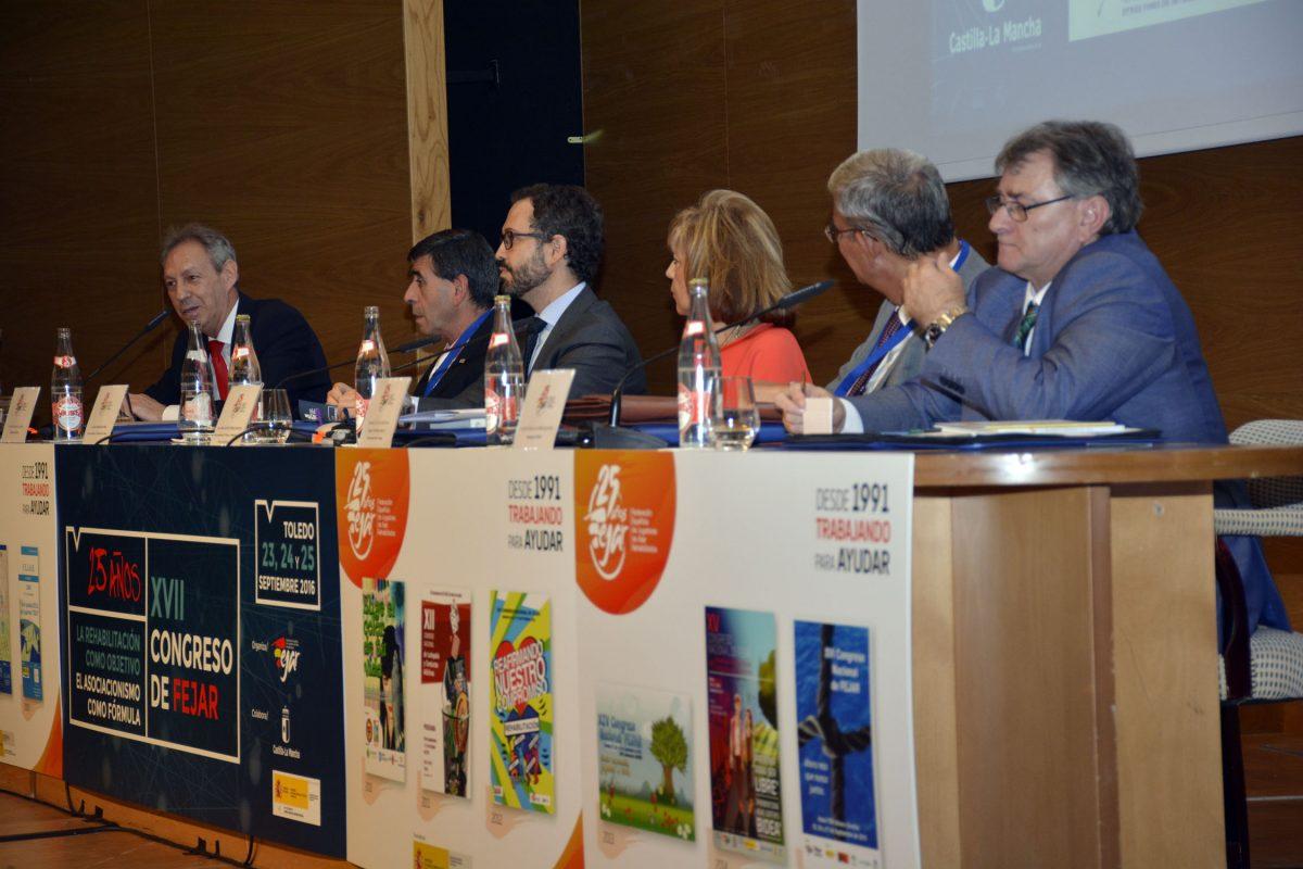 La Federación de Jugadores de Azar Rehabilitados celebra sus 25 años con la celebración en Toledo de su XVII Congreso