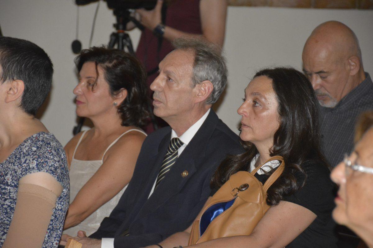 El Gobierno local inaugura la XIX edición del Festival de Jazz con un íntimo homenaje al historiador y poeta José Pedro Muñoz
