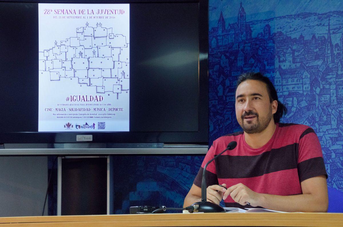 La 28º Semana de la Juventud de Toledo contará con las actuaciones de Antonio José, Juan Habichuela nieto y Poncho K