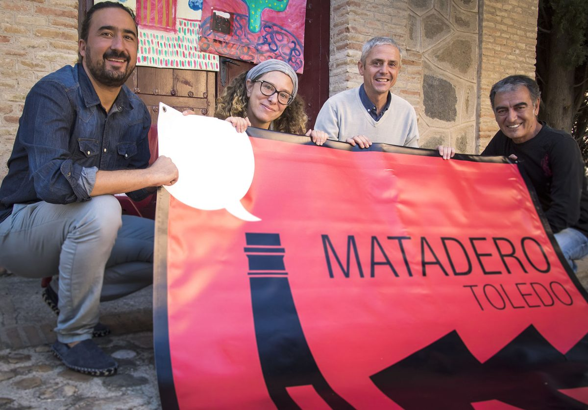 El Ayuntamiento reforzará el Matadero Lab como un espacio vivo de actividades y propuestas alternativas de ocio y cultura