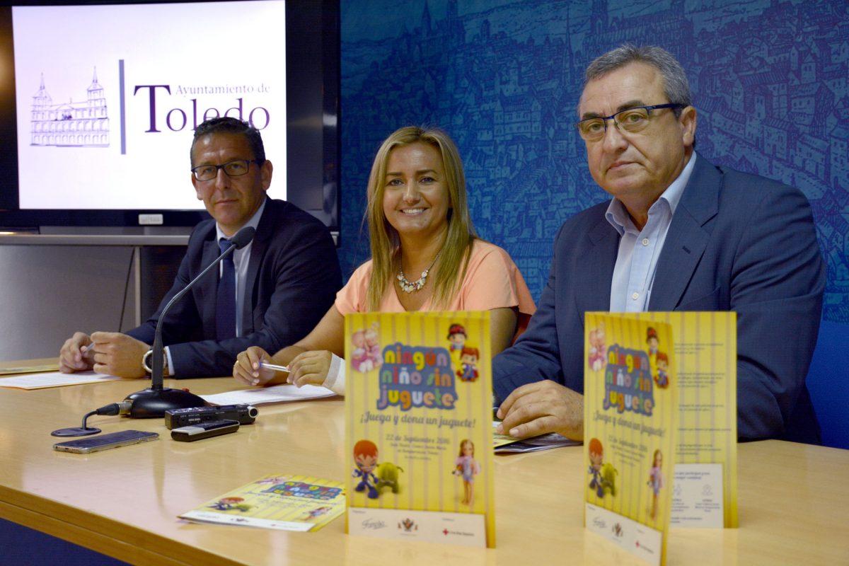 La Sala Thalía acoge este jueves la campaña 'Ningún niño sin juguete' con juegos gratuitos infantiles para propiciar la donación