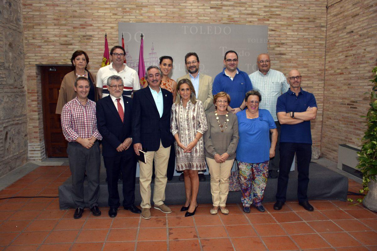 La Junta Pro Corpus de Toledo inicia una nueva etapa con la elección de Juan Carlos Fernández-Layos como presidente