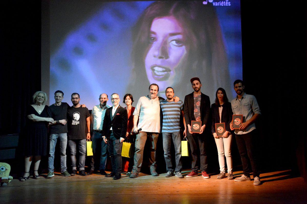 """La actriz ganadora de un Goya Terele Pávez pone el broche final al IX Concurso Corto Joven """"Ciudad de Toledo"""""""
