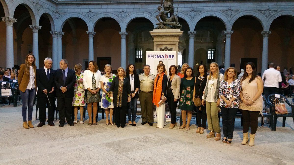 El Ayuntamiento participa en el concierto benéfico de la Asociación Red Madre al que han asistido unas 600 personas