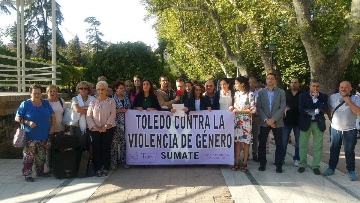 """http://www.toledo.es/wp-content/uploads/2016/10/20161004_101003-1200x675.jpg. La Asociación de Hombres por la Igualdad de Género recuerda que """"hay 600.000 mujeres que están siendo maltratadas"""""""
