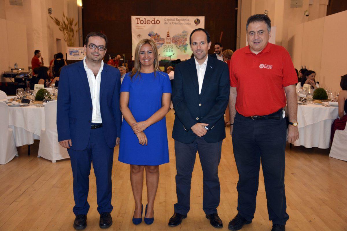 http://www.toledo.es/wp-content/uploads/2016/10/cena_sentidos02-1200x800.jpg. La Capitalidad Gastronómica promueve una sociedad más inclusiva con la Cena de los Sentidos celebrada en San Marcos