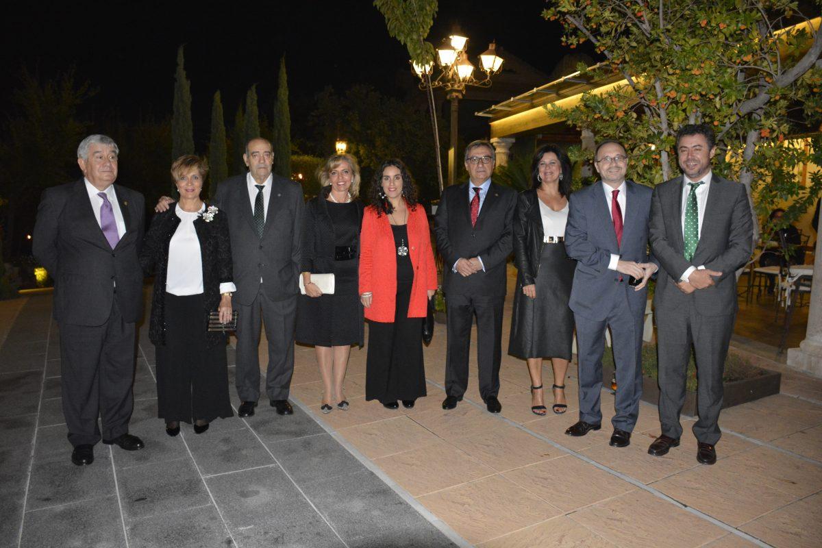 El Gobierno local asiste a la tradicional fiesta del Colegio Oficial de Gestores Administrativos de Toledo en honor a su patrón