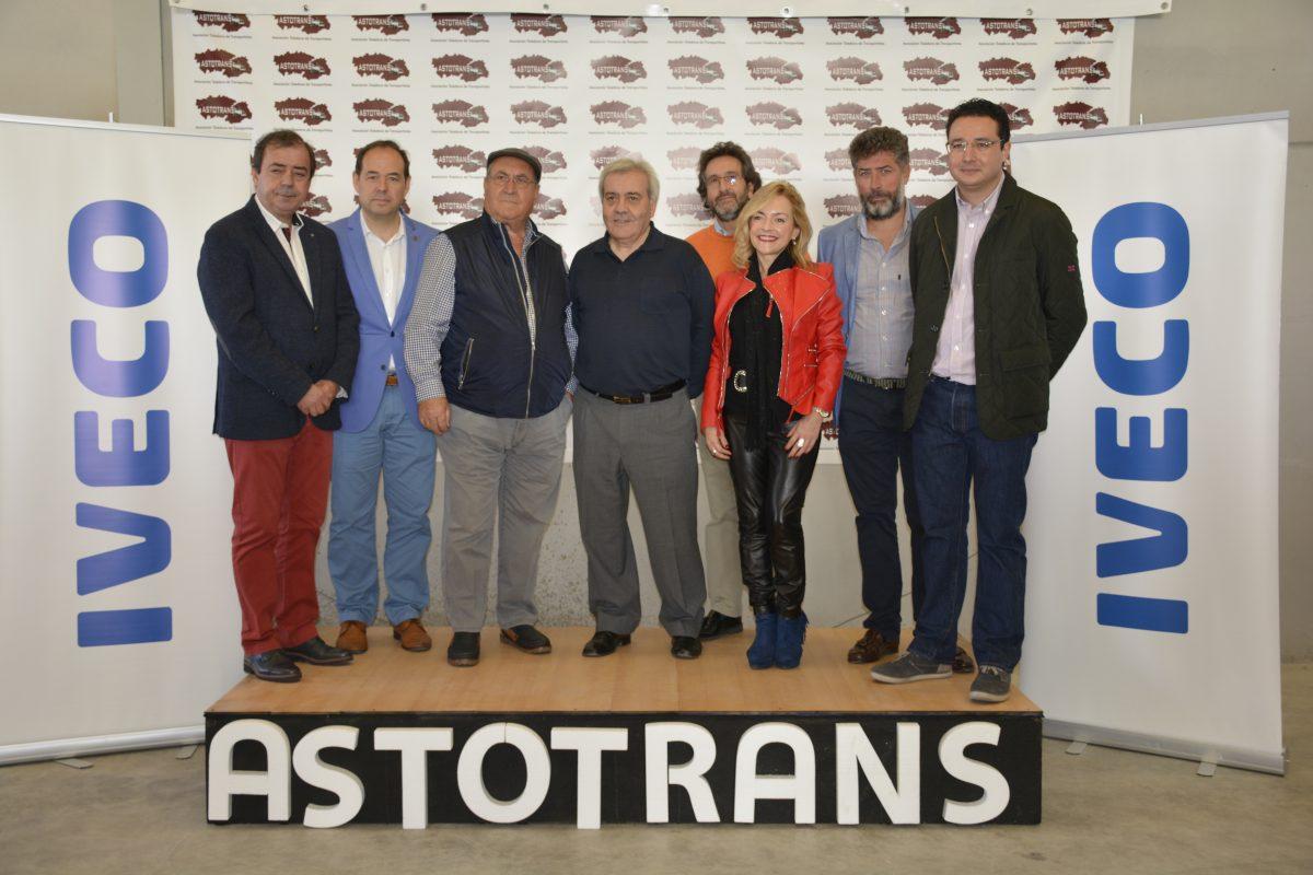 El Gobierno local participa en la Jornada de Puertas Abiertas de la Asociación Provincial de Transportistas Toledanos