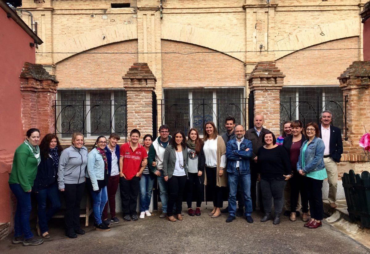 El Gobierno local asiste a la inauguración de la Lanzadera de Empleo en la que participan 20 personas durante 5 meses