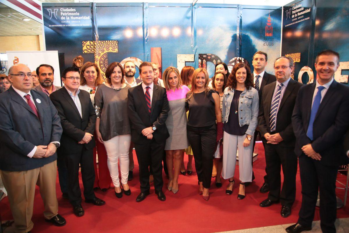Inaugurada la Feria de Artesanía de Castilla-La Mancha, con más espacio, más expositores y más gastronomía
