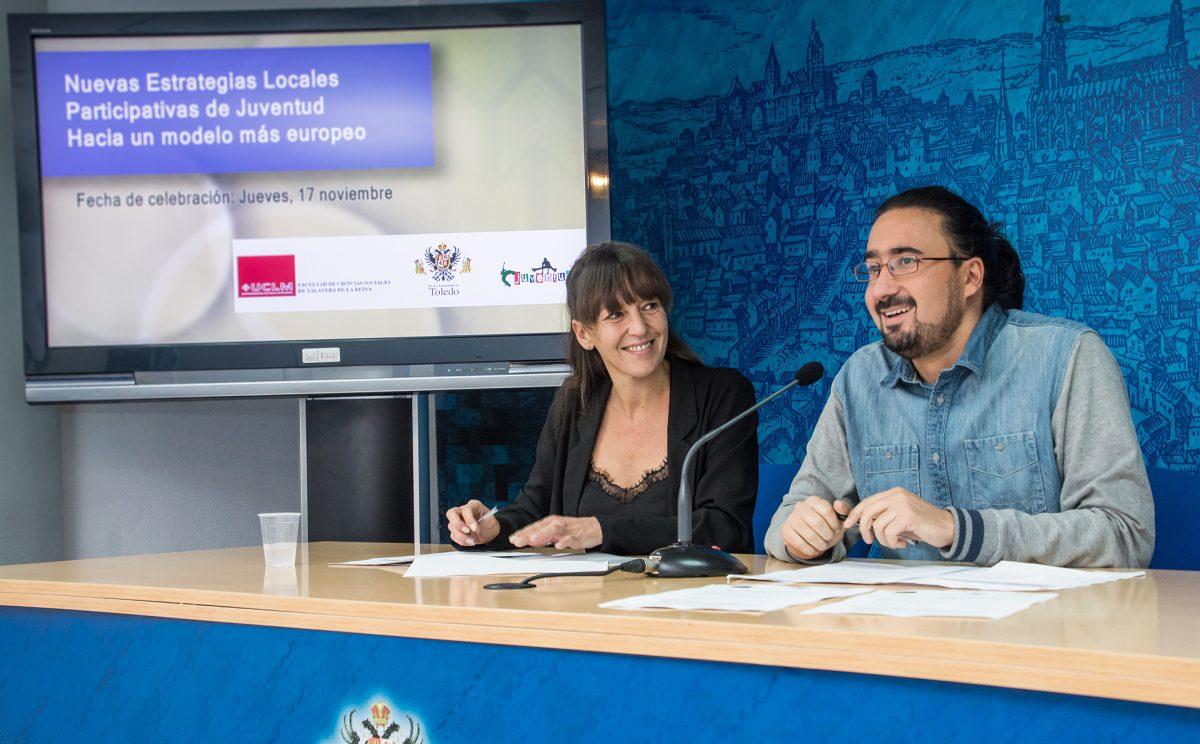 El Ayuntamiento ofrecerá el 17 de noviembre la jornada 'Nuevas estrategias locales participativas de Juventud' en la UCLM