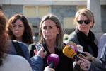 """La alcaldesa denuncia el """"ataque"""" a Toledo de la CHT con los concejales que apoyan el trasvase como """"autores intelectuales"""""""