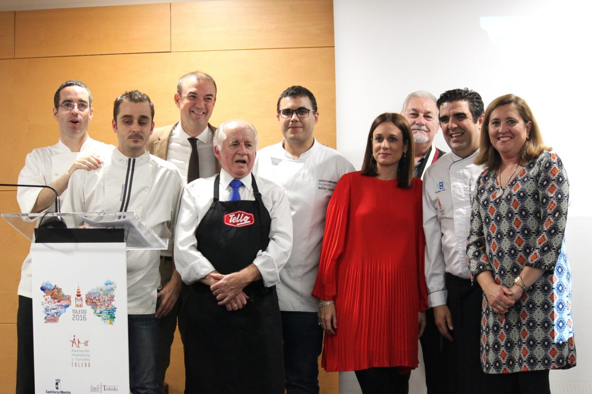 http://www.toledo.es/wp-content/uploads/2016/10/presentacion_sansebastian-1200x800.jpg. Toledo promociona su oferta turística, gastronómica y empresarial en San Sebastián