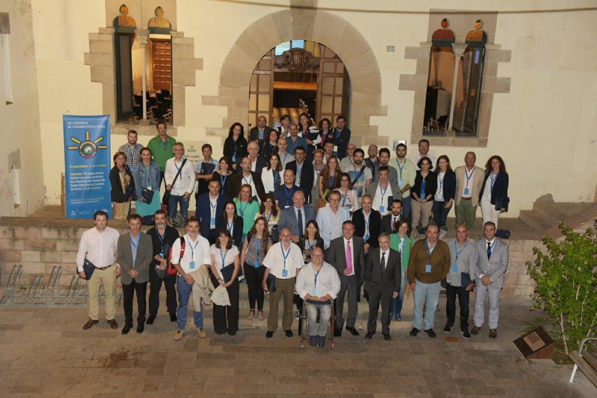 Toledo participa en la X Asamblea General de la Red Española de Ciudades por el Clima