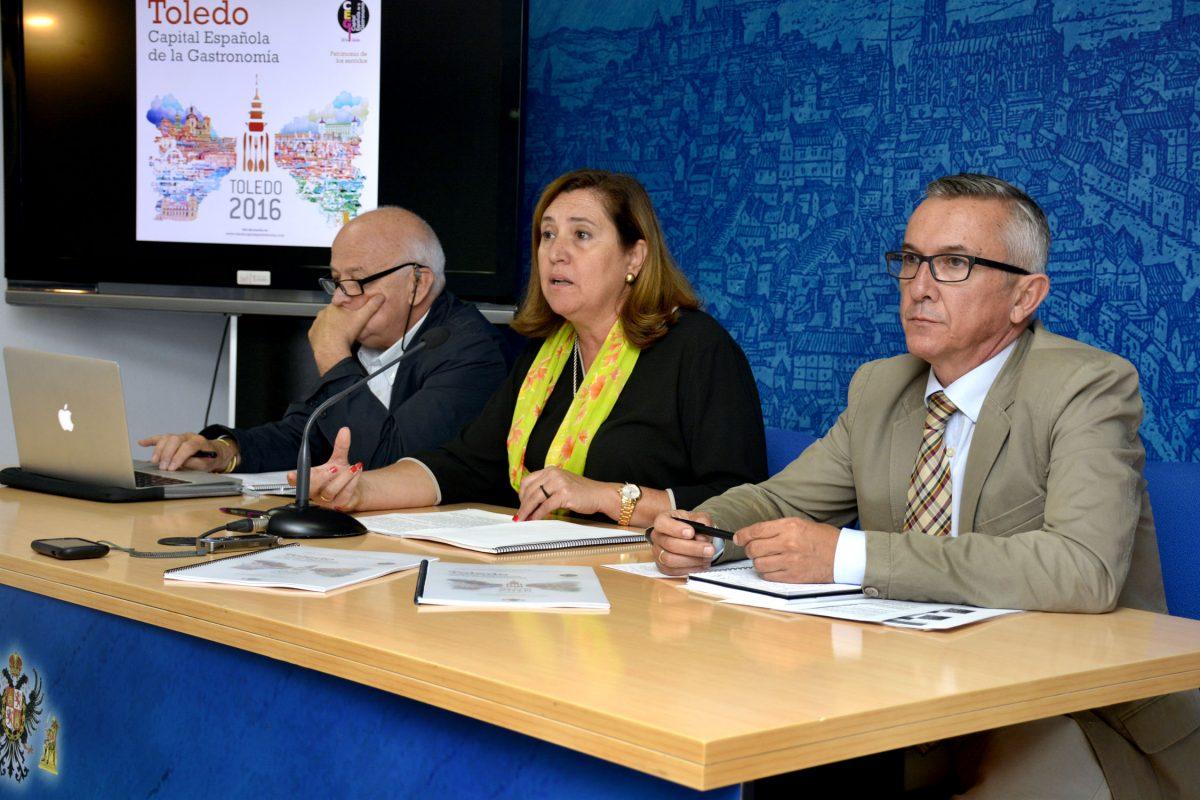 http://www.toledo.es/wp-content/uploads/2016/10/rp_balance_ceg-1200x800.jpg. El aumento de las pernoctaciones en el tercer trimestre confirma la buena aceptación del Año Gastronómico
