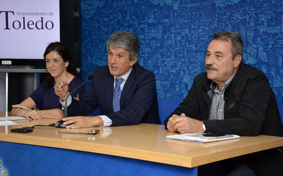 """El Gobierno local considera """"un insulto a la inteligencia"""" y una """"maniobra de distracción"""" el ataque de la CHT a Toledo"""