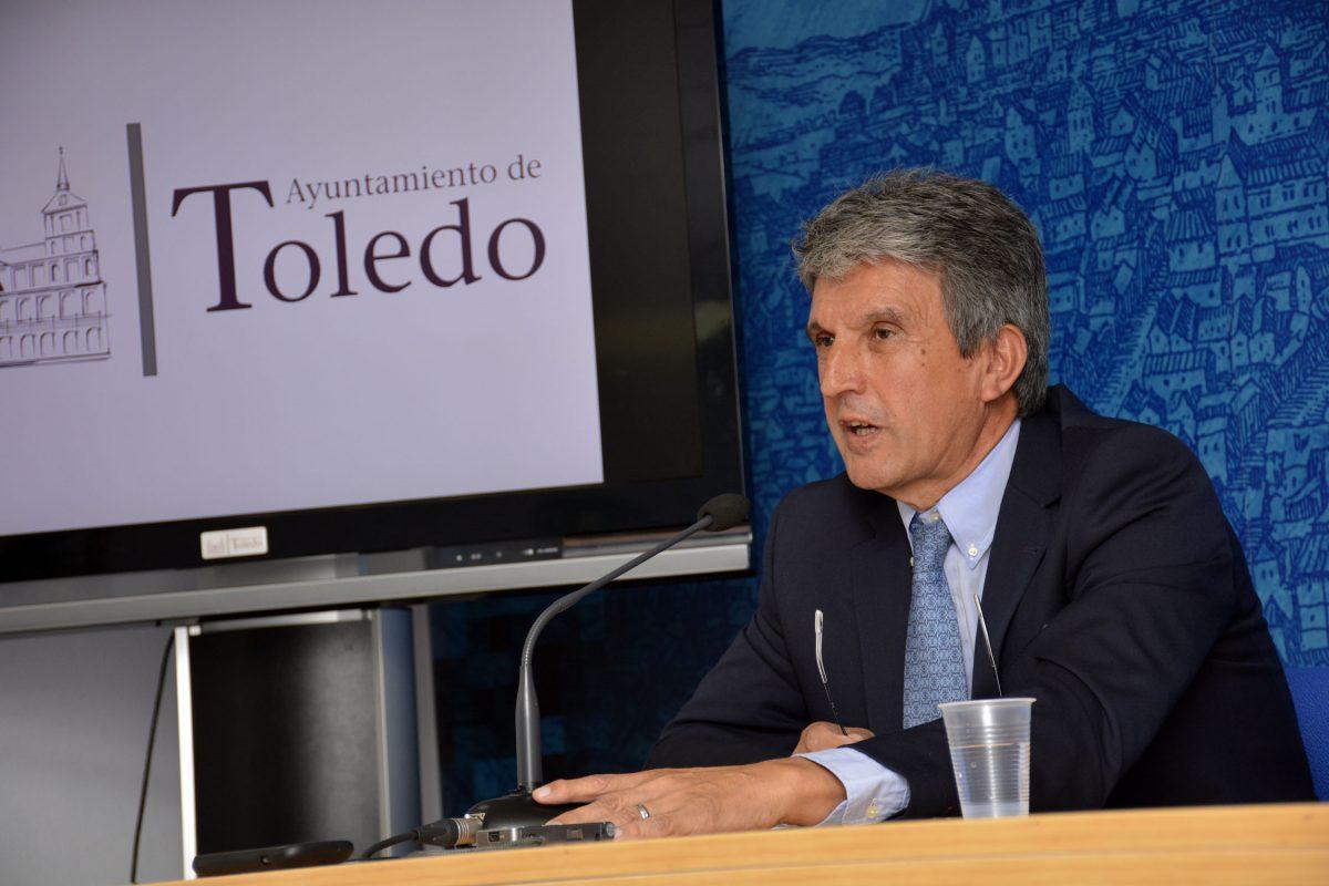 http://www.toledo.es/wp-content/uploads/2016/10/sabrido_jgl-1200x800.jpg. El Ayuntamiento convoca a los vecinos para explicar el informe del amianto y espera la propuesta de los técnicos de la comisión
