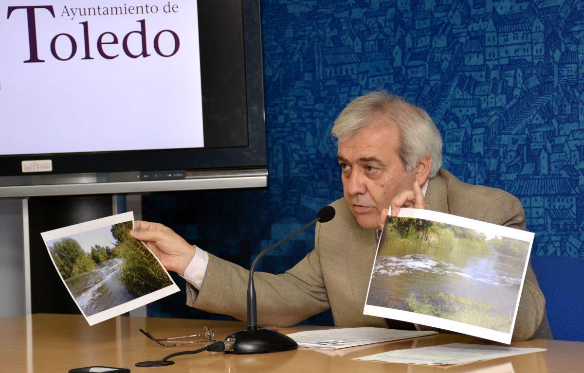 """El Gobierno local rubrica que el problema del Tajo es """"la contaminación y el trasvase, lo demás es enredar"""""""