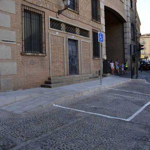 Mejoras en la Plaza Horno de la Magdalena