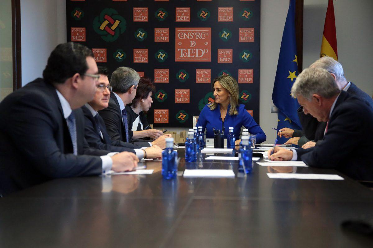 El Consorcio recupera las visitas a las fuentes de Cristina Iglesias  en sus Rutas de Patrimonio Desconocido