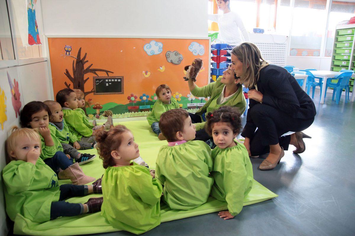 El Ayuntamiento mantendrá abierto el plazo de inscripción de la Escuela Infantil Municipal del Casco y apostará por la infancia