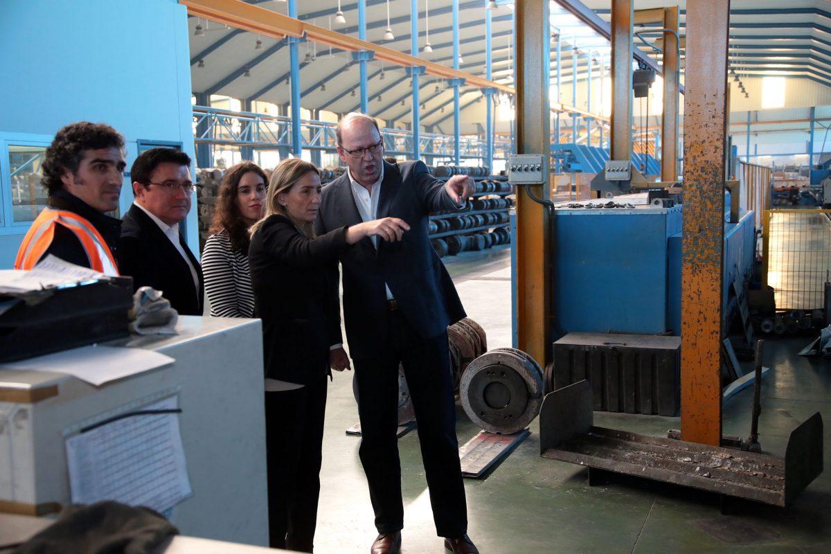 El Gobierno local destaca el interés de varias empresas por implantarse en el Polígono y ampliar instalaciones existentes