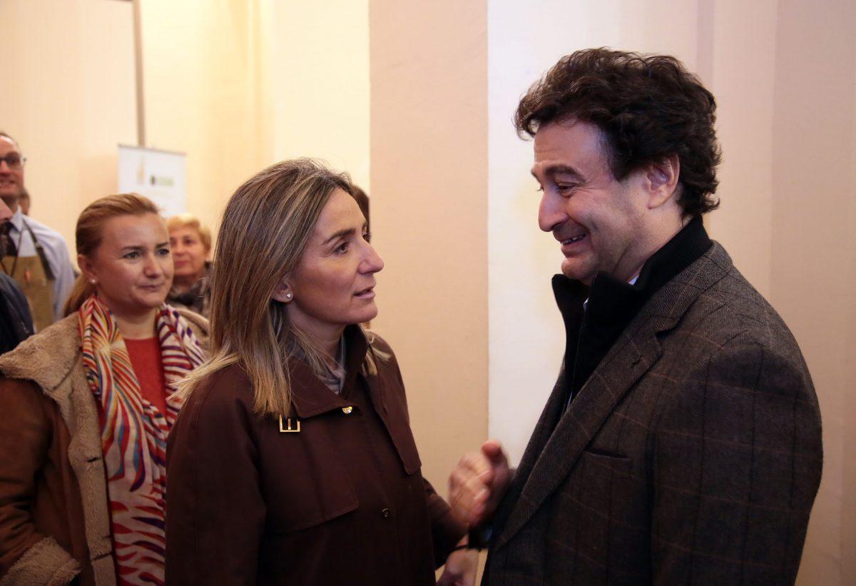 La alcaldesa apuesta por el Encuentro de Pan Artesano como cita consolidada en el calendario gastronómico de Toledo