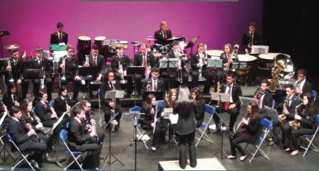 La Banda Joven de la Escuela Municipal de Música ofrece un concierto con motivo del 150 Aniversario de la Plaza de Toros