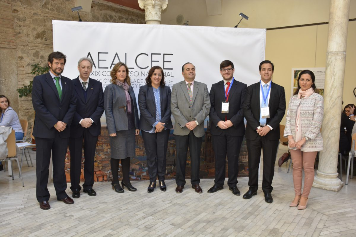 El Ayuntamiento participa en el Congreso Nacional de la Asociación de Alumnos de Económicas y Empresariales