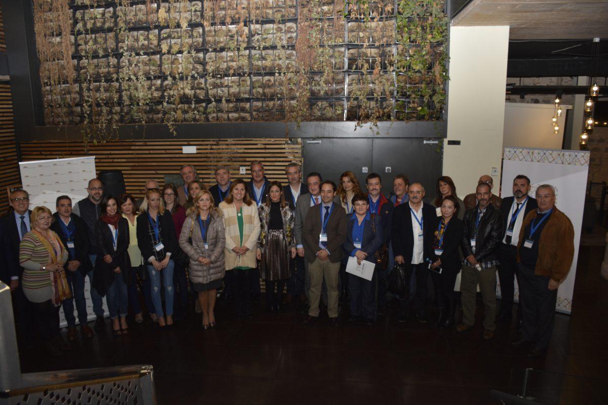 El Gobierno Local apoya el primer encuentro de Mercados Gastronómicos de España que acoge el Mercado de San Agustín