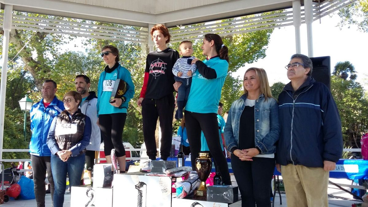 El Gobierno local participa en la entrega de premios de la II Carrera Popular y III Marcha Solidaria por la Diabetes