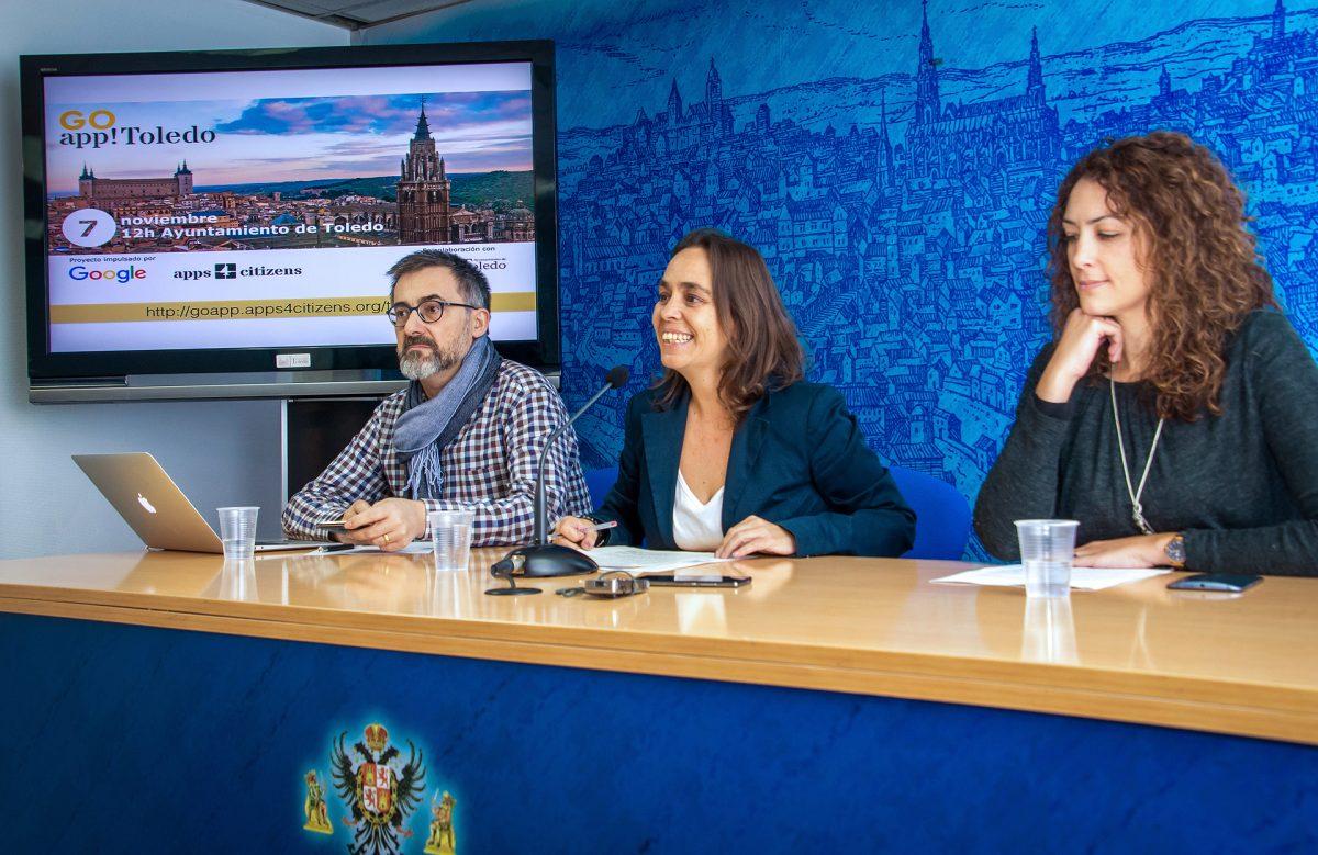 El Ayuntamiento promueve la participación en el concurso Go App 2016 para obtener una aplicación ciudadana de incidencias