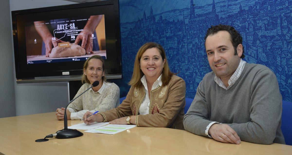 Toledo acoge el II Encuentro de Pan Artesano en la Restauración con Master Class y conferencias de grandes chefs y panaderos