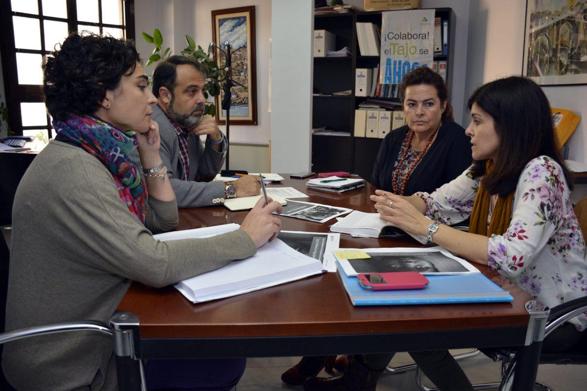 El Ayuntamiento y UNICEF Castilla-La Mancha avanzan en las actuaciones de Toledo como Ciudad Amiga de la Infancia
