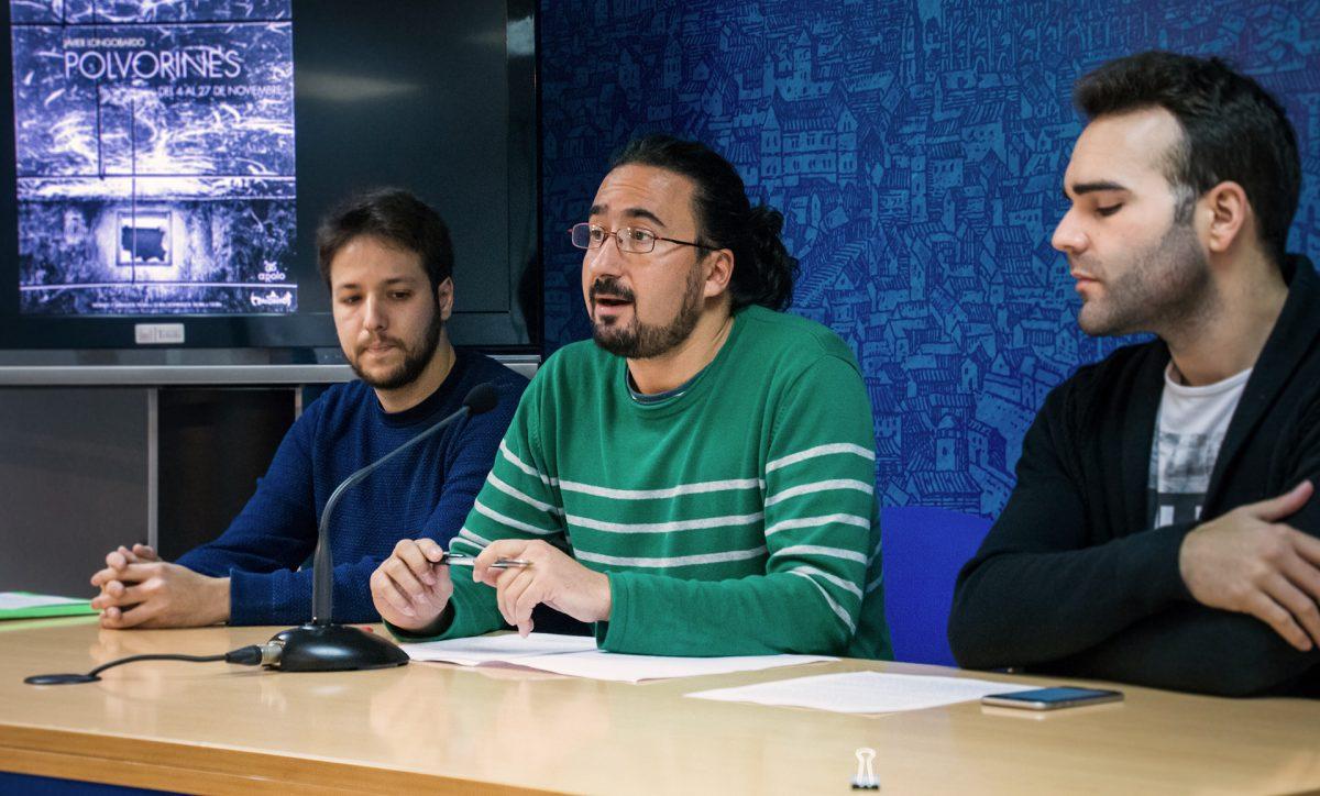 """""""Polvorines"""", de Javier Longobardo, se podrá ver en la Cámara Bufa desde el viernes gracias al certamen """"Impulsarte"""""""