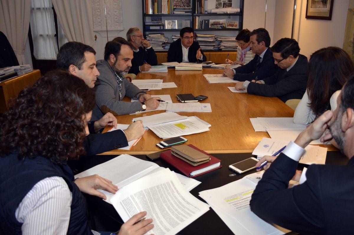 El Ayuntamiento de Toledo ultima a nivel técnico el borrador de la Ordenanza de Ocupación de Vía Pública