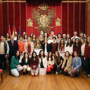 º Entrega de Diplomas (Mayo 2016)