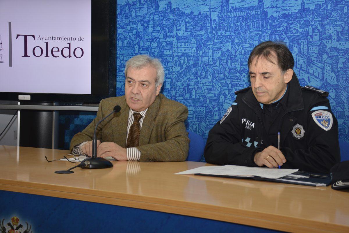 El Ayuntamiento mantendrá el dispositivo especial de tráfico y seguridad por la Navidad desde hoy y hasta el 9 de enero