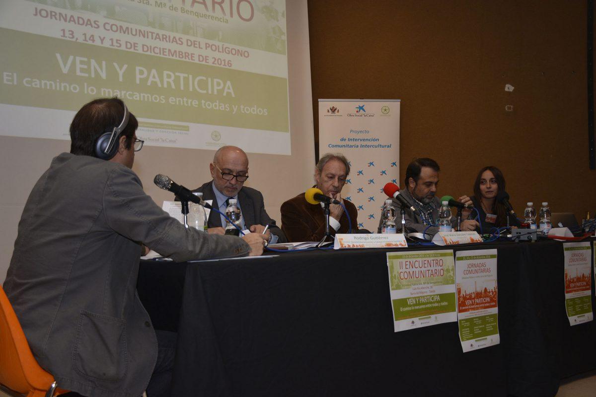 Comienza en el barrio del Polígono el II Encuentro del Proyecto de Intervención Comunitaria Intercultural