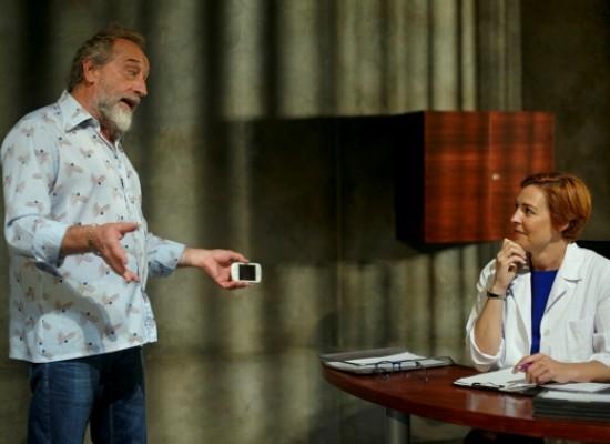 XVIII Ciclo de Teatro Contemporáneo: Idiota De Jordi Casanovas