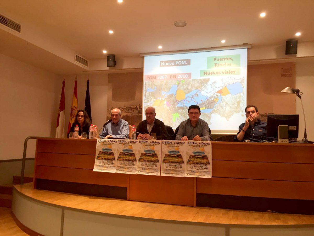 """El Gobierno local considera """"esencial"""" la participación ciudadana en el planeamiento urbanístico para """"superar las dificultades"""""""