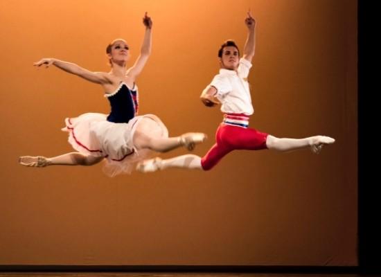 Los ballets de Francia