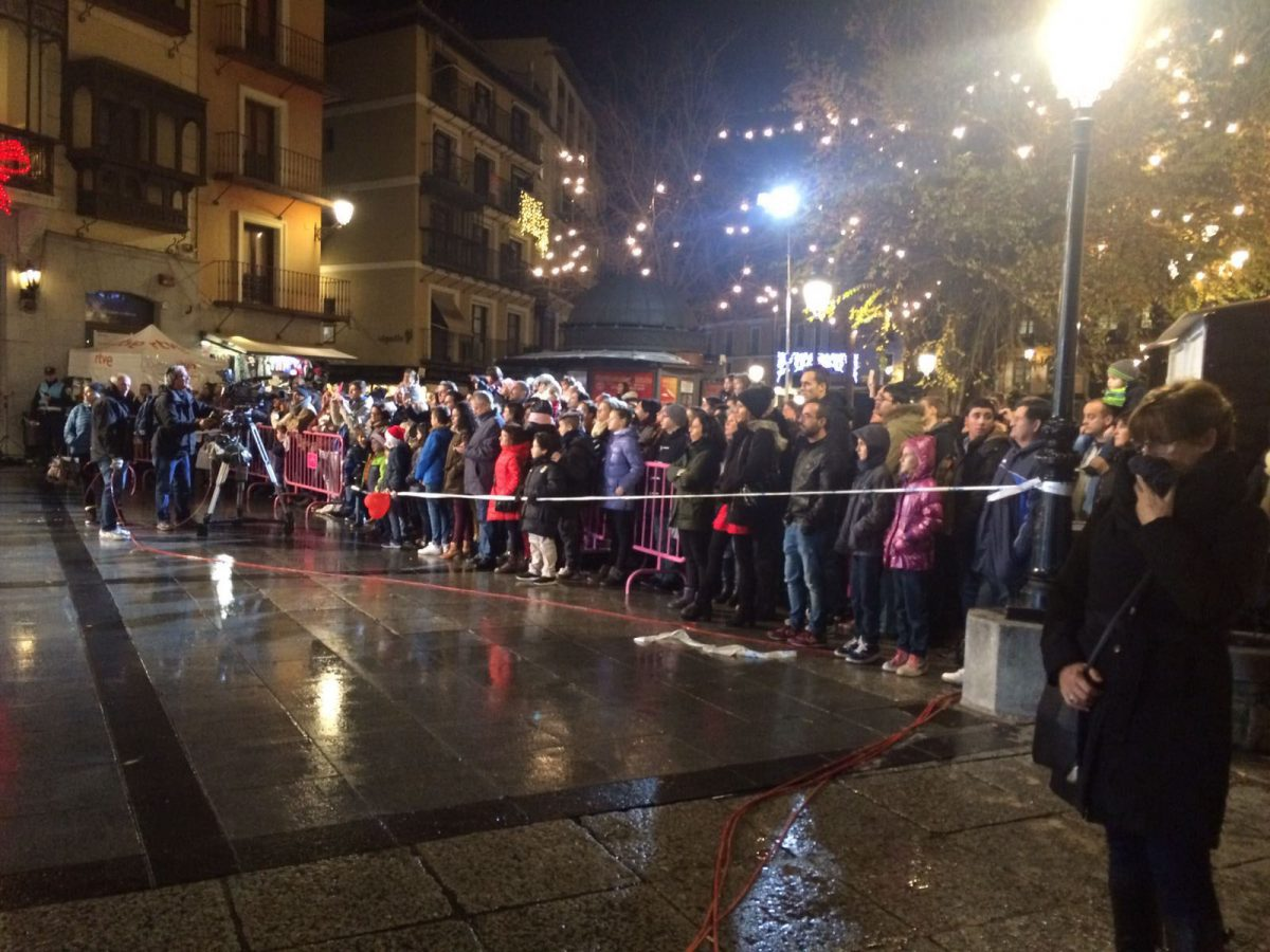 Toledo, su Casco Histórico y Zocodover, protagonistas del spot de Televisión Española para estas Navidades