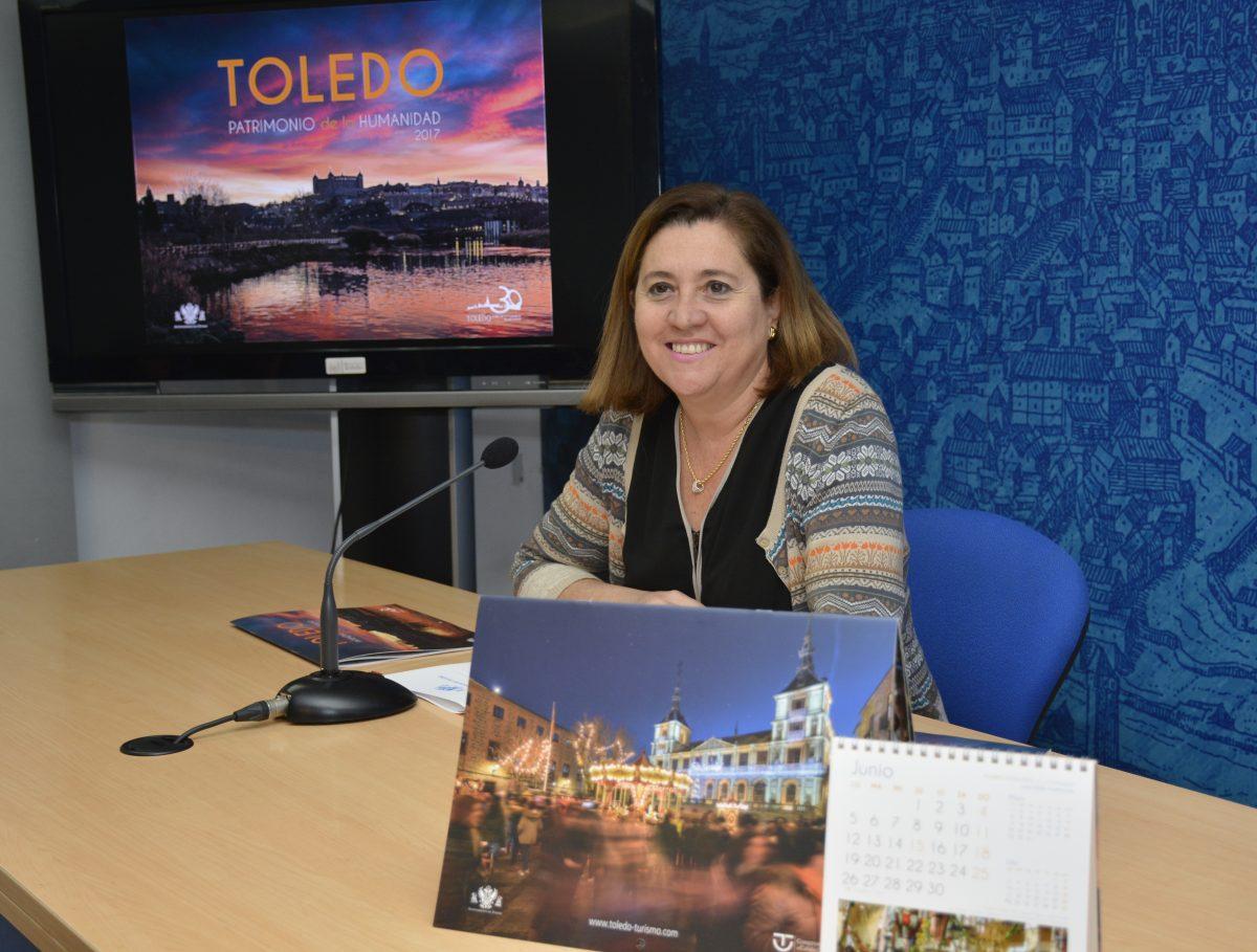 El Ayuntamiento edita quince mil calendarios para promocionar el patrimonio de la ciudad con motivo del XXX Aniversario