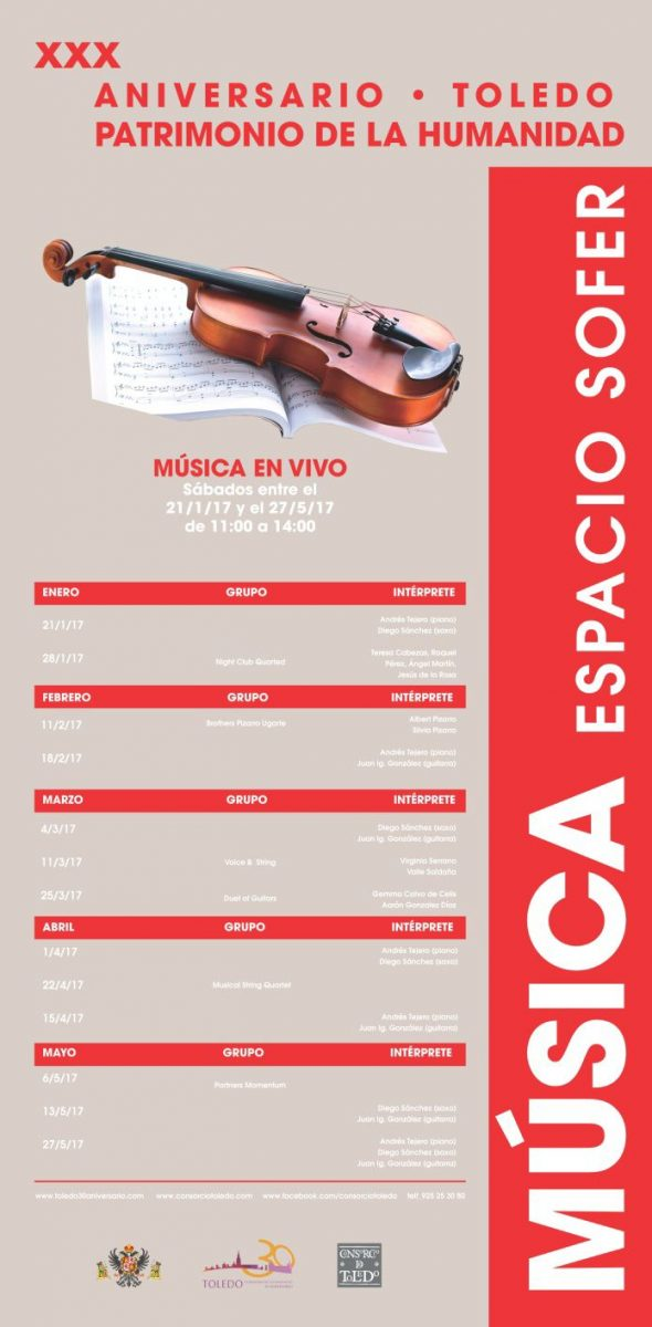 Concierto Musical String Quarted