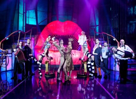 THE HOLE. Circo, burlesque, cabaret, música y humor, mucho humor…